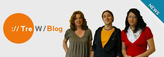 Debutta il blog aziendale di Tre W