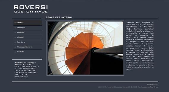 Roversi Scale - vecchia home page