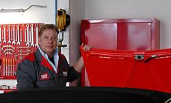 Andrea Regen - Officina Rosso Italia