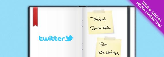 Twitter cura dei contenuti