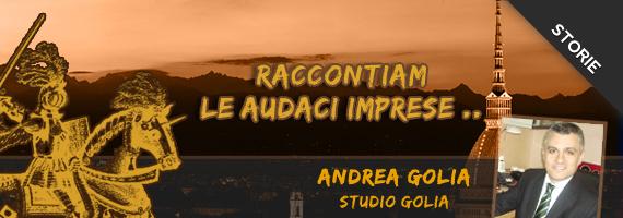 Raccontiamo audaci imprese: intervista ad Andrea Golia