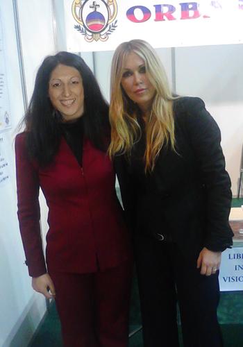 Roberta Bruzzone e Katia D'Orta