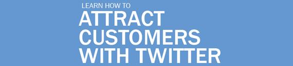 Come attrarre clienti con Twitter - free ebook