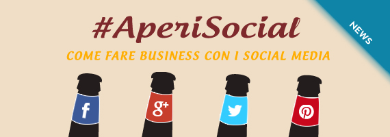 Aperisocial a Giaveno - come fare business con i social media