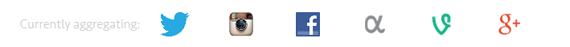 Tagboard aggrega conversazioni da numerosi social networks