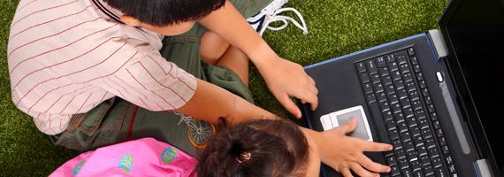 Contenuti indesiderati su internet - guida per genitori