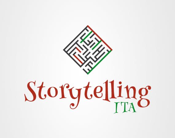 logo storytelling ita