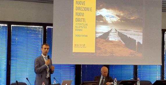 Andrea Fontana - brand storytelling forum