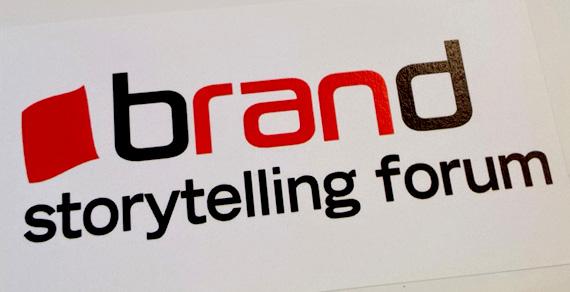 Brand storytelling forum