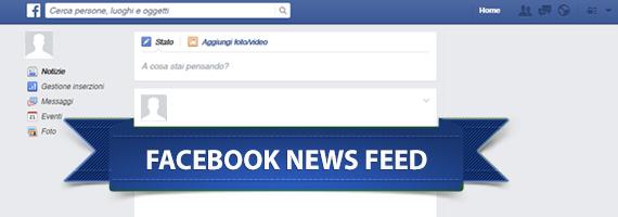 I fattori che influenzano il nuovo algoritmo di Facebook