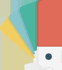 Servizi di grafica coordinata - tre w siti web - logo design