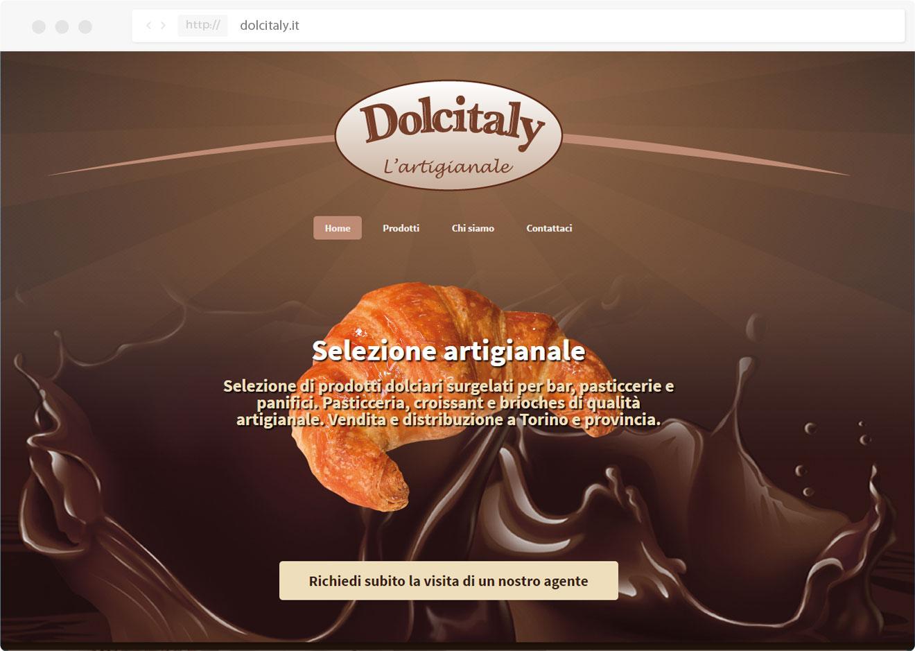 Dolcitaly - Tre W siti web