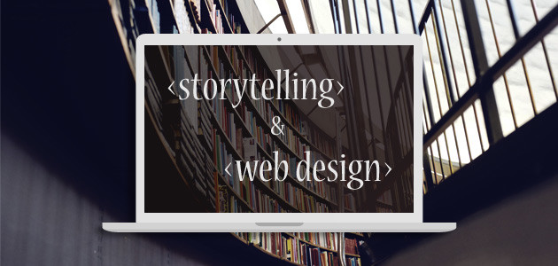 Storytelling & web design