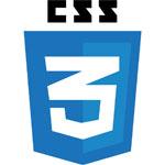 Logo css 3 - tre w siti web